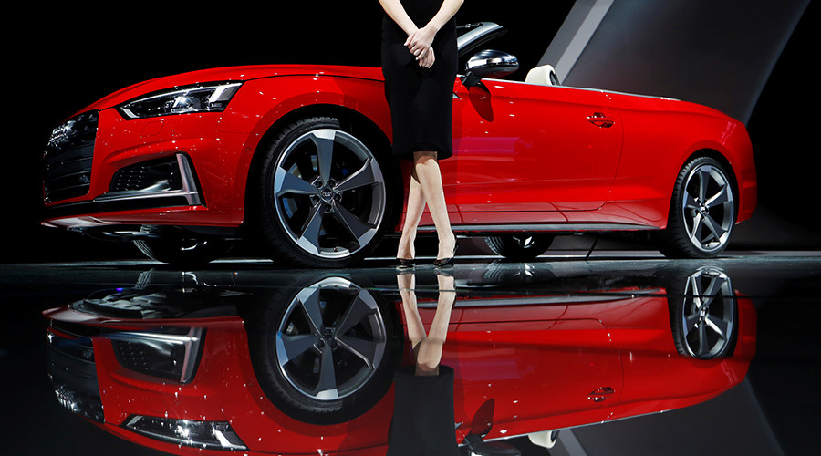 Audi advert slammed in China for 'chauvinist' comparison of women to cars