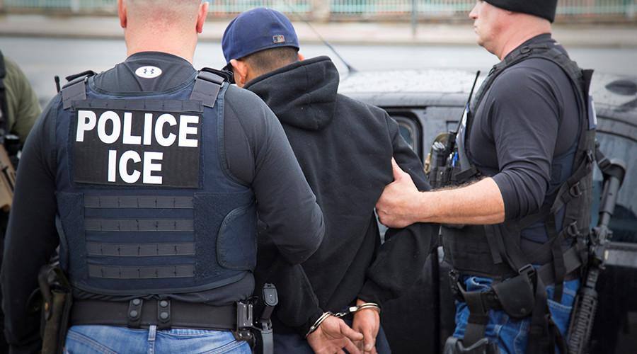 ICE chief will hire 10,000 more agents, target sanctuary cities