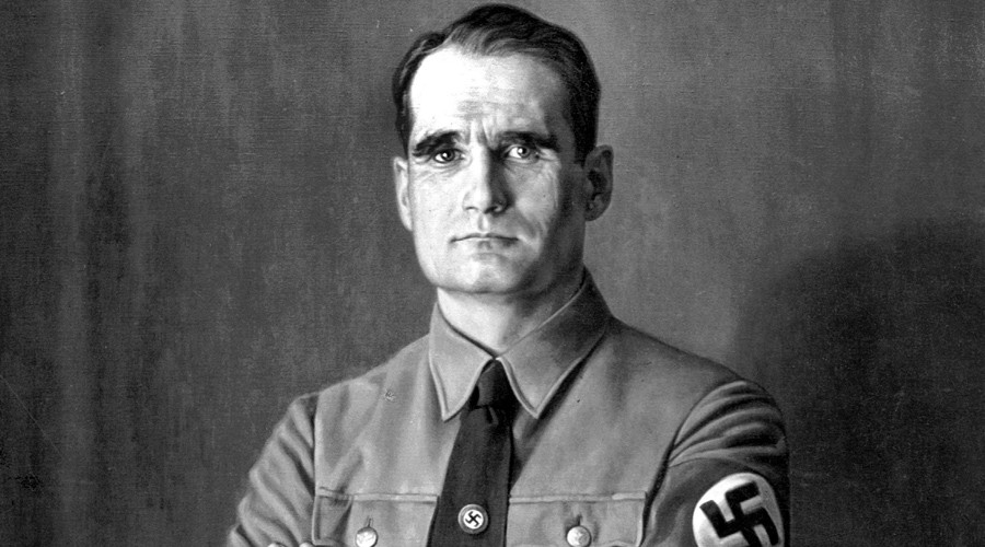Britain tried to free Hitler's first deputy from Spandau imprisonment