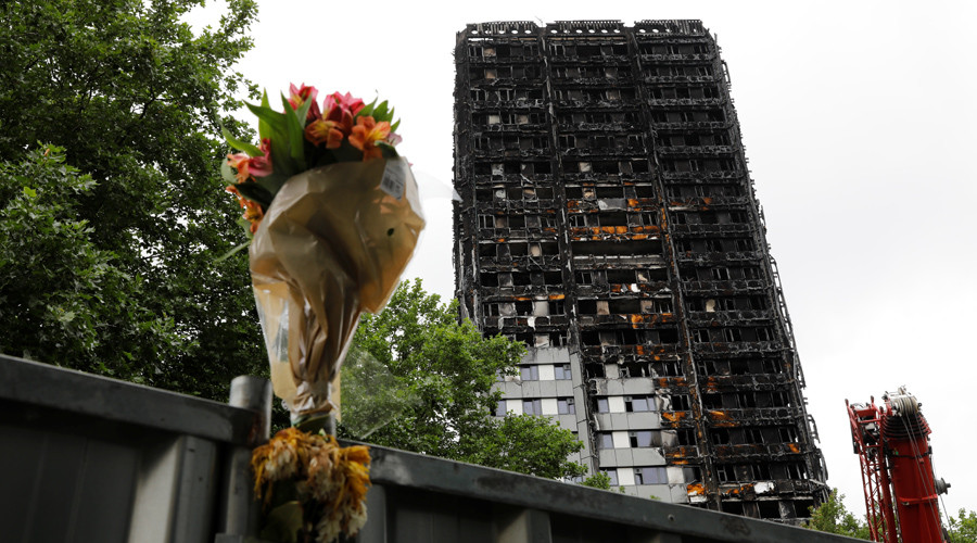9/11 experts called in by Grenfell Tower investigators