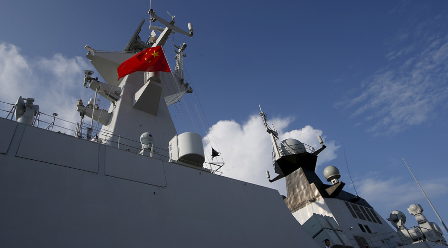 'Russia & China responding jointly to the threat of American imperialism'