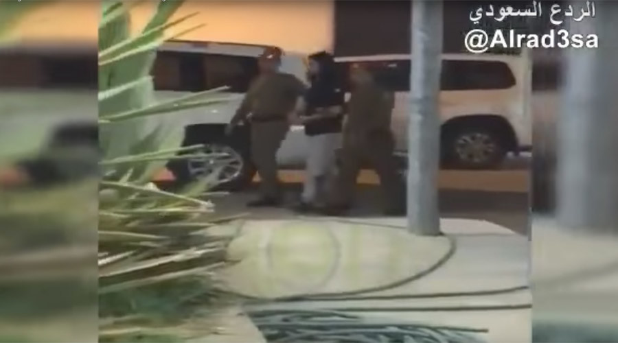 Saudi prince arrested after violent viral clips (VIDEO)