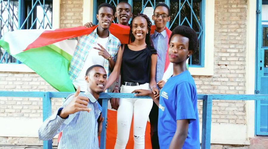 Entire Burundi team 'goes missing' after US robotics competition