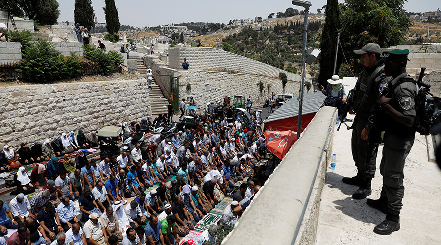 Thousands of extra IDF troops put on call in West Bank amid Temple Mount tensions