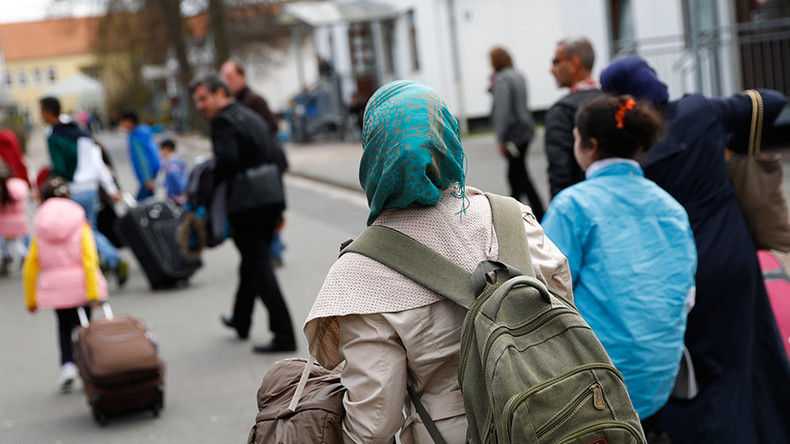 'Everything will collapse': German courts 'overwhelmed' by asylum seeker claims