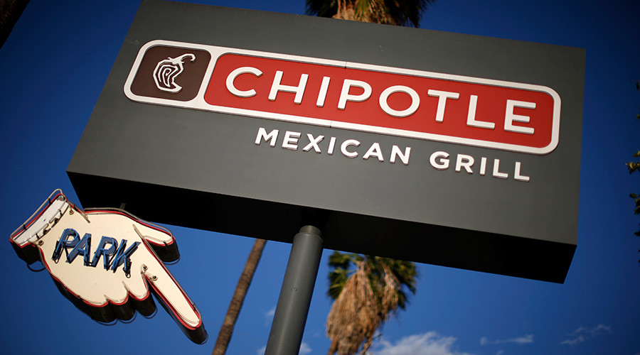 Chipotle stock tumbles after norovirus & rodent incidents