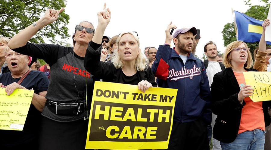 No break until health bill passed