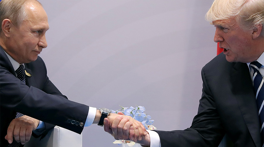 Putin-Trump encounters at G20 & the 'scoop' that wasn't