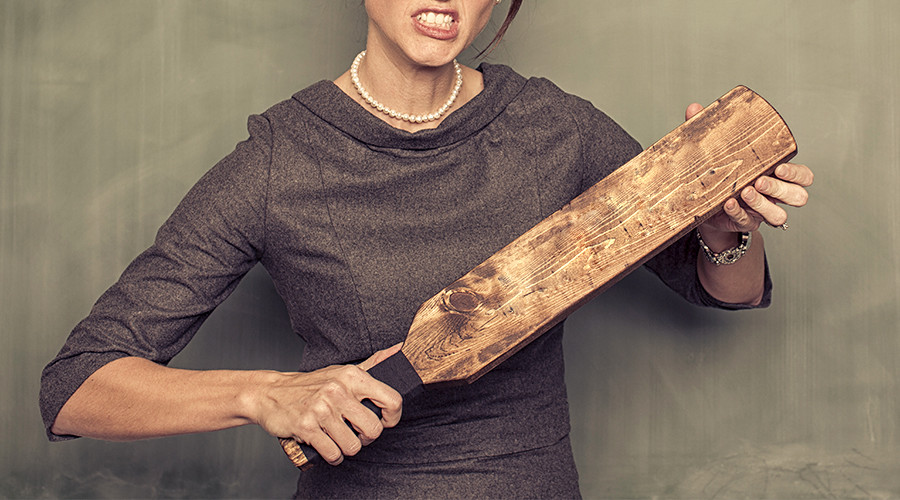 That's a paddlin': Texas schools expand use of corporal punishment