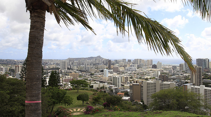 No duck & cover: Hawaii prepares for North Korean missile attack