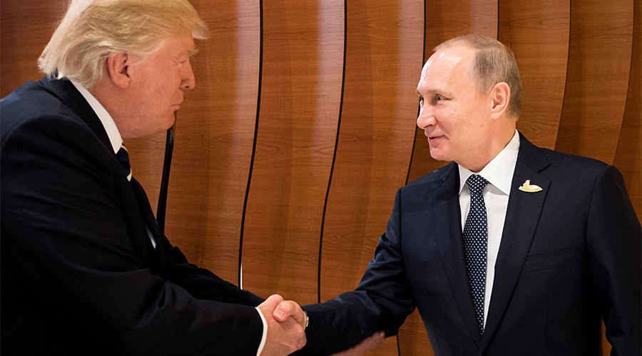 Putin & Trump could have met many times at G20, gone to toilet together – Lavrov