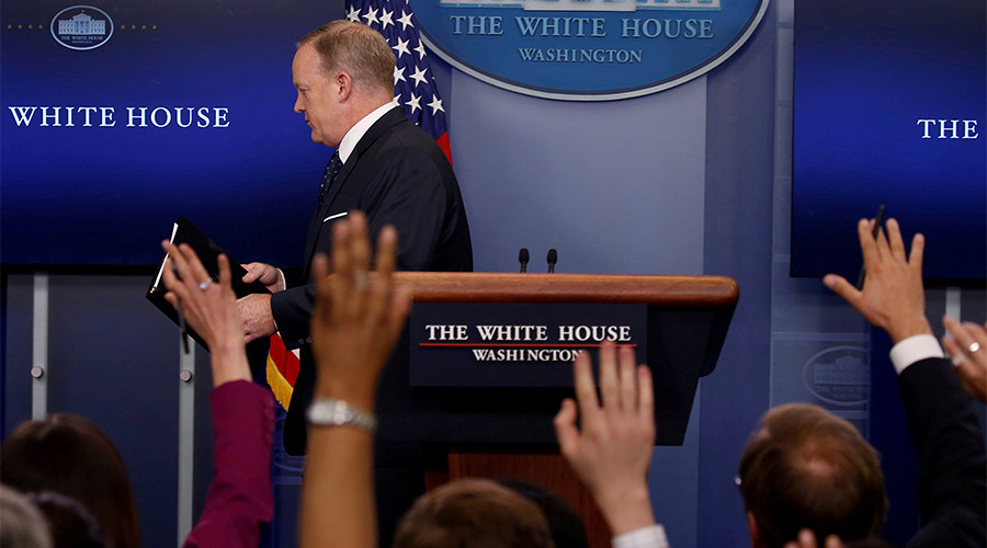 So long, Spicey! Remembering White House press secretary's best moments