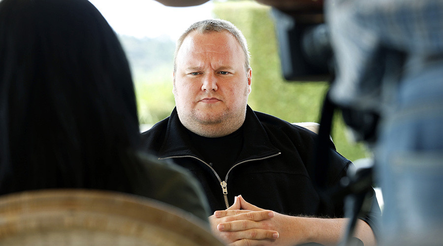 Kim Dotcom vows to fight 'unlawful surveillance' after court admits he was watched longer