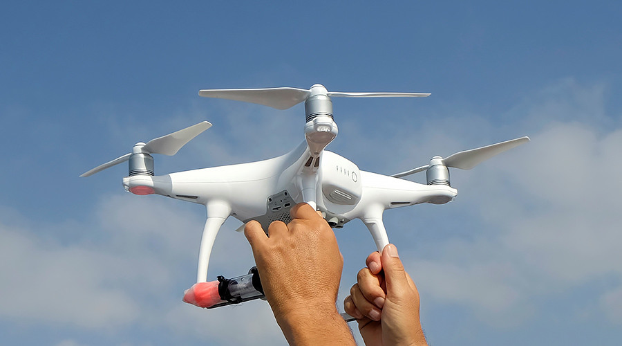 Drones to be registered in UK, users to take safety tests