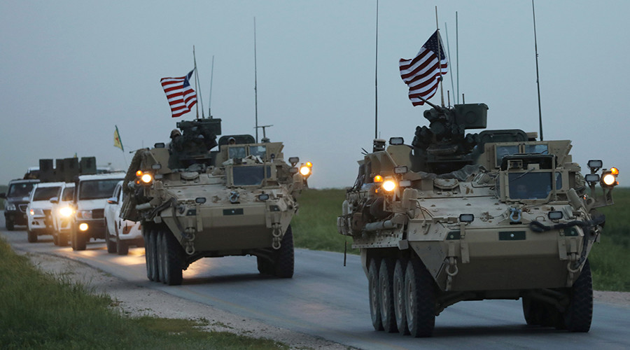 'We're bad day away from Russians asking, 'Why are you still in Syria?' – top US commander