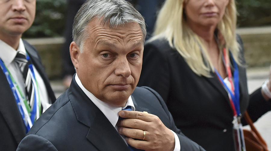 Hungarian PM Orban pledges to support Poland against 'European inquisition'