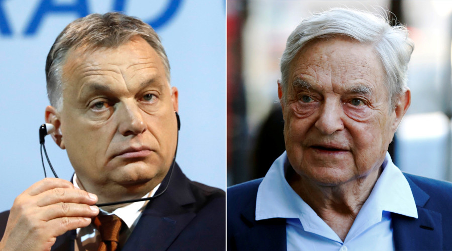 Soros and EU striving for 'mixed, Muslimized Europe', says Hungarian PM Orban