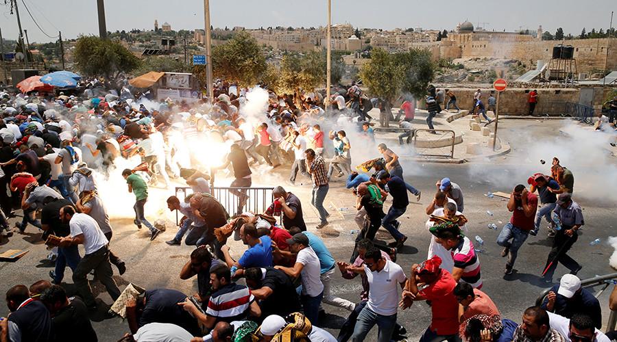 OIC slams Israel, decries Israeli violations against al-Aqsa mosque