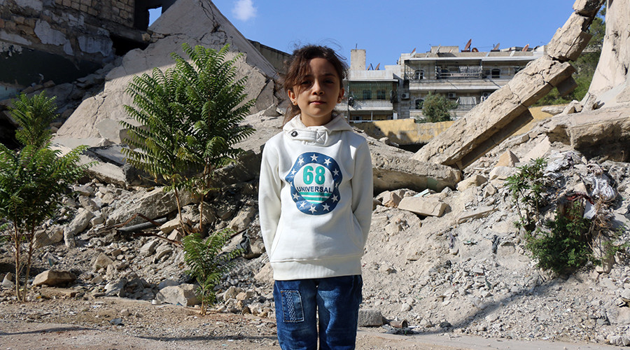 Exploitation of Bana al-Abed: Parents use child to whitewash terrorists in Aleppo