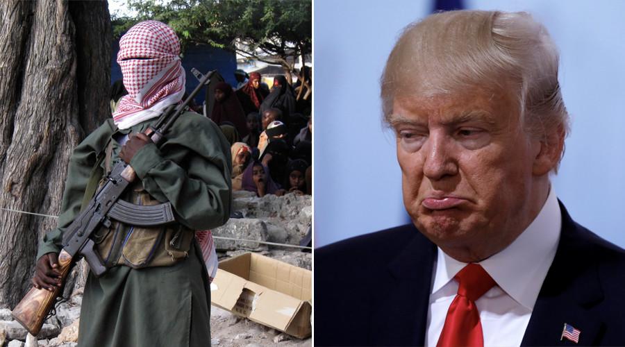 Al-Shabaab terrorist group calls Trump 'brainless billionaire'