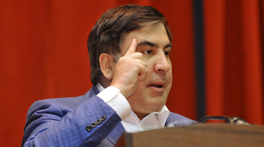 Wanted ex-Georgian president Saakashvili loses Ukrainian citizenship