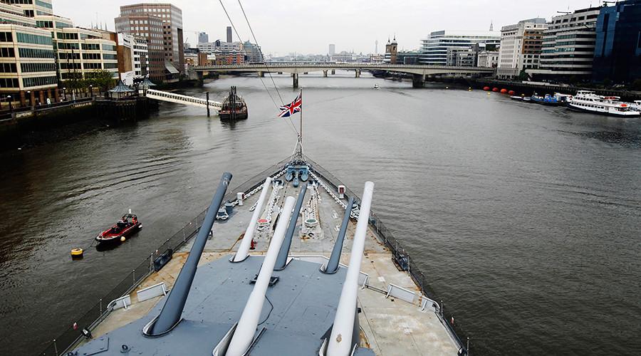 UK to send warship to South China Sea amid maritime dispute – defense sec