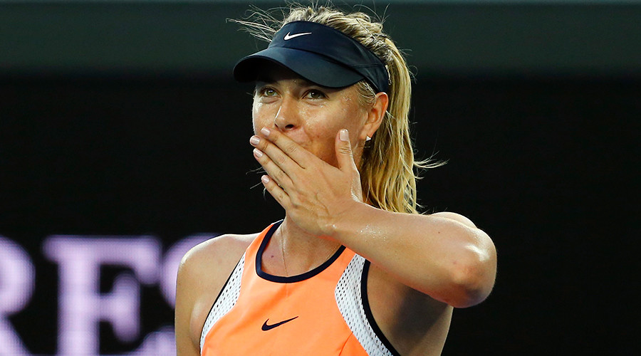 'It's my turn to pay back fans who supported me all that time' – Sharapova opens up on doping ban