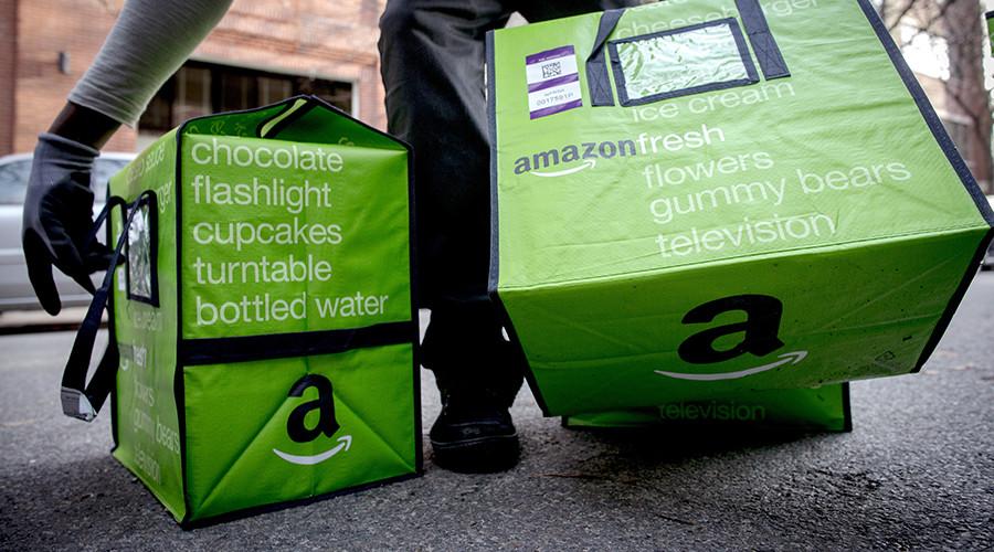Amazon profits plunge ending Bezos's brief time as world's richest man