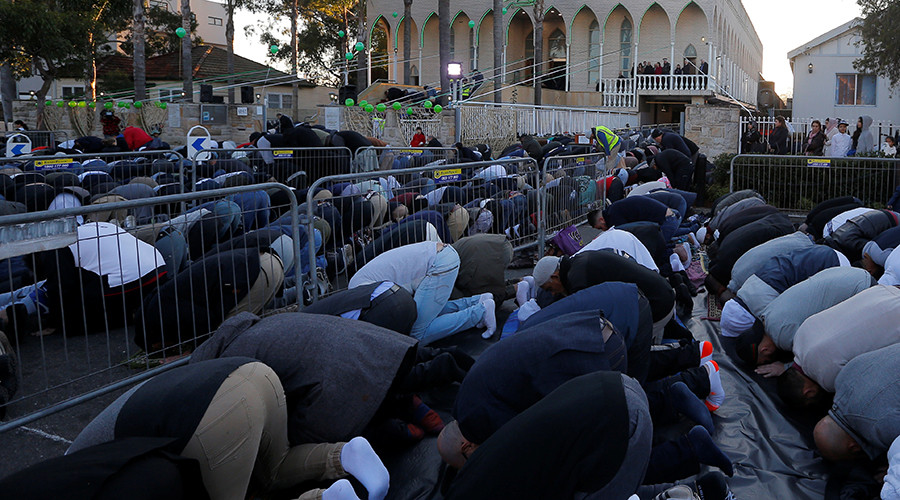 'Australian women need Muslim men to fertilize them,' says halal food chief in Facebook rant