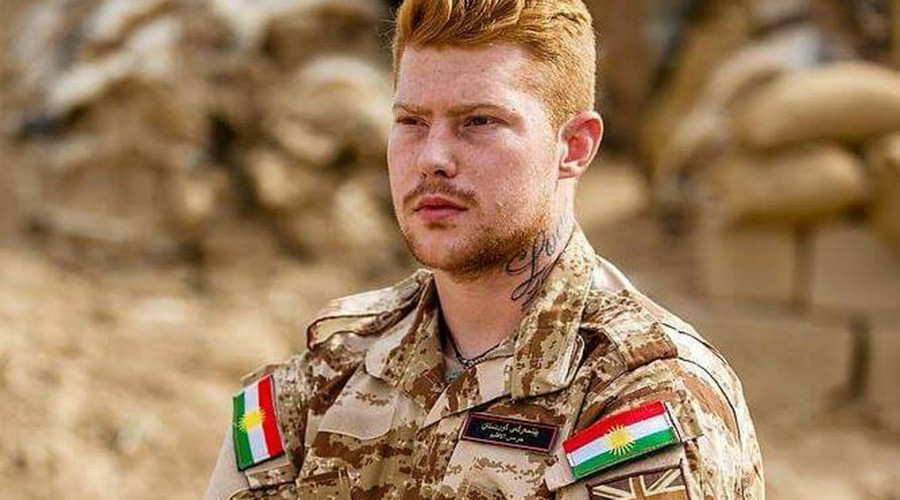 British veteran who fought ISIS with Kurdish militia arrested on beach in Turkey