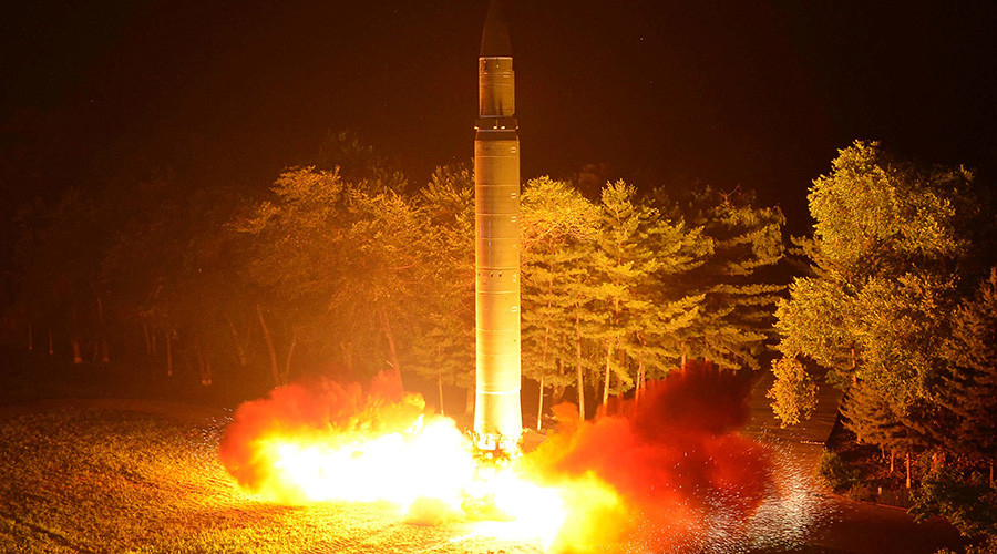 'US and N. Korea should move from reaction to relationship'