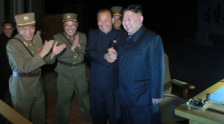 Entire US mainland in range of N. Korean nukes after latest test – Kim Jong-un