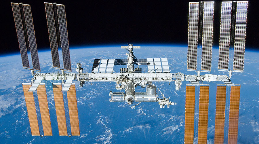 Citadel grad to launch Friday for space station