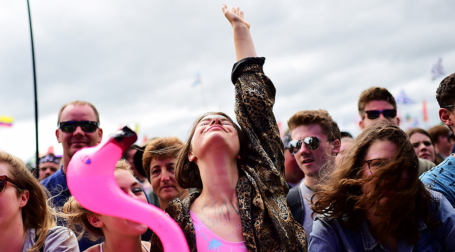 UK festival offers to test partygoers' drugs for safe use