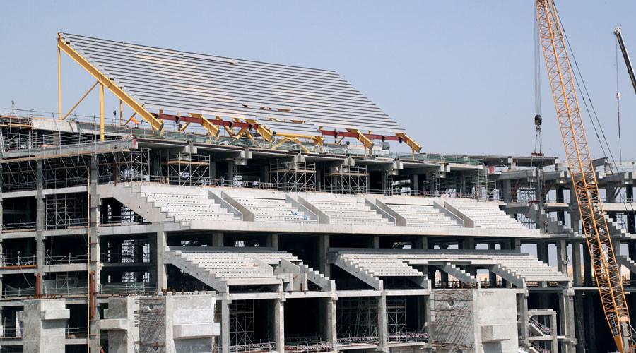 Qatar says will be ready for 2022 World Cup despite blockade