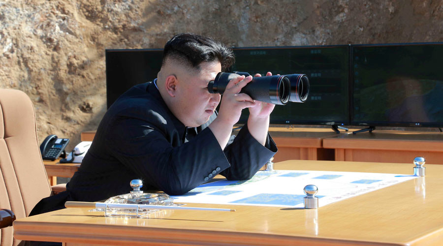 'US-N.Korea relationship problems can't be outsourced to China'