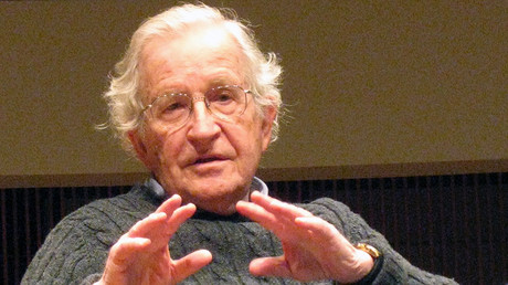 Noam Chomsky interview - Part I