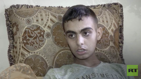 'Didn't feel bullet': Palestinian teen shot by IDF & denied medical entry to Jerusalem tells story