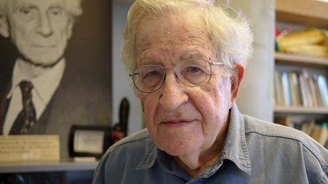 Noam Chomsky interview - Part II