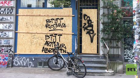 Battlefield Hamburg: G20 clashes aftermath