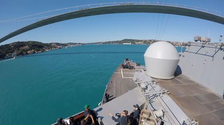 © U.S. Naval Forces Europe-Africa/U.S. 6th Fleet