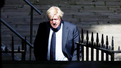 Boris Johnson © Stefan Wermuth