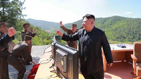 North Korean Leader Kim Jong Un © Reuters