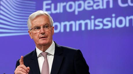 European Union's chief Brexit negotiator Michel Barnier © Francois Lenoir