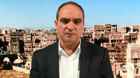 Let die? Ft. George Khoury, country director for the OCHA in Yemen