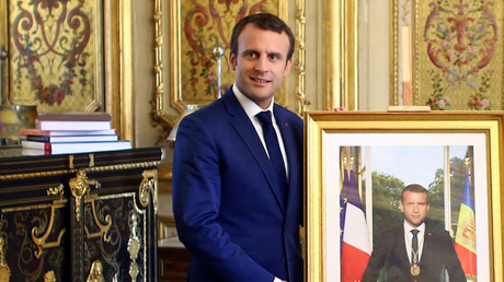 Size matters? Framing of Macron's extra-large official portrait 'could cost €2.7mn'