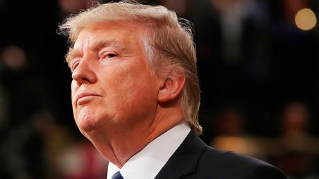 US President Donald Trump © Jim Lo Scalzo