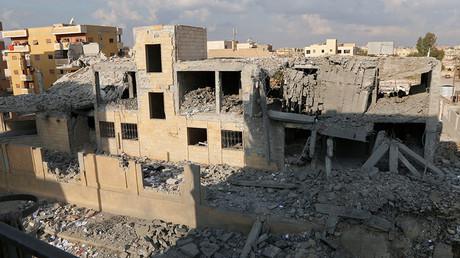 FILE PHOTO: Raqqa, Syria © Nour Fourat