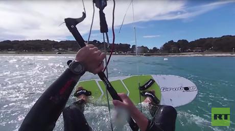 Kitesurfing 360: Hitting the waves in Croatia