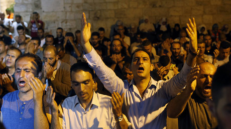 Dozens injured at Temple Mount security protests